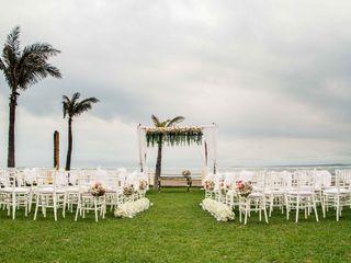 La boda de Irasema y David 2