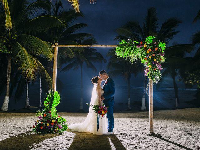La boda de Rebecca y Roberto