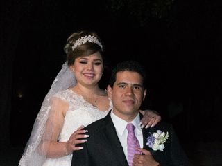La boda de Alma  y Jaime  2