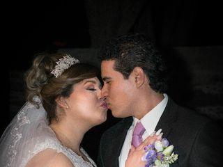 La boda de Alma  y Jaime  3