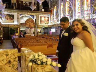 La boda de Berenice y Humberto 2