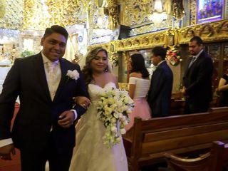 La boda de Berenice y Humberto 3