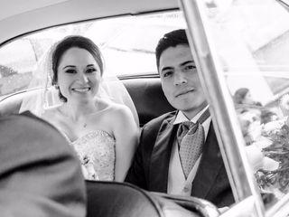 La boda de Karen y Yair 1