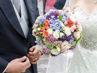 La boda de Karen y Yair 3