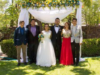 La boda de Gemma y Uriel 1