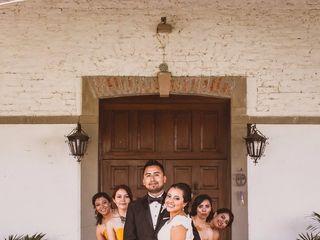 La boda de Gemma y Uriel 3