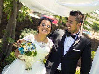 La boda de Gemma y Uriel