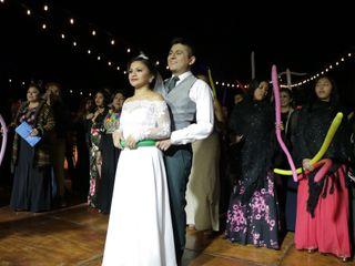 La boda de Ernesto y Jessica