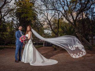 La boda de Karen y Jaime