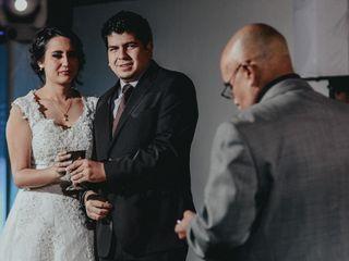 La boda de Carla y Everardo