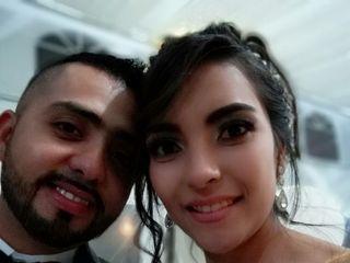La boda de Fabiola  y Vicente  1