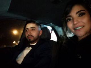 La boda de Fabiola  y Vicente