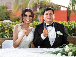 La boda de Irma y Juan