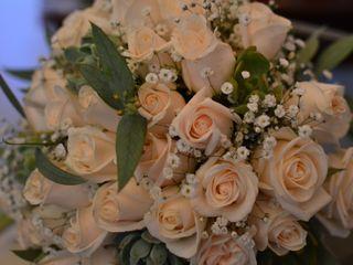 La boda de Andrea y Julio 1