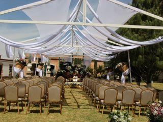 La boda de Andrea y Julio 2