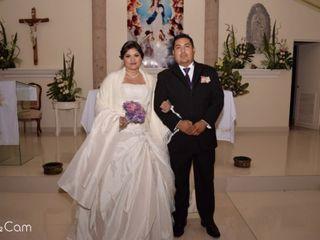 La boda de Rocio y Saul