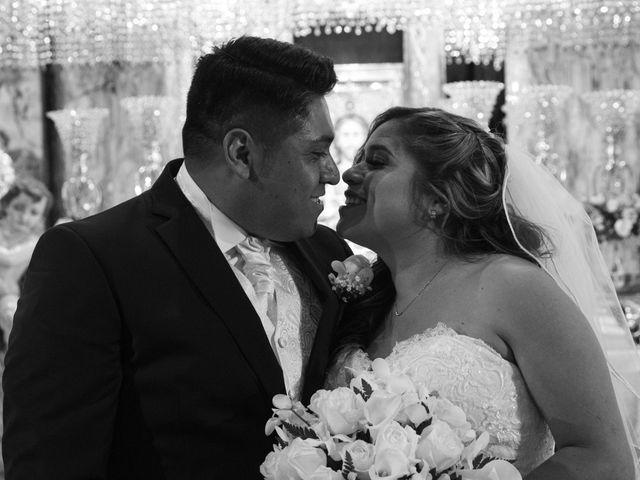 La boda de Berenice y Humberto