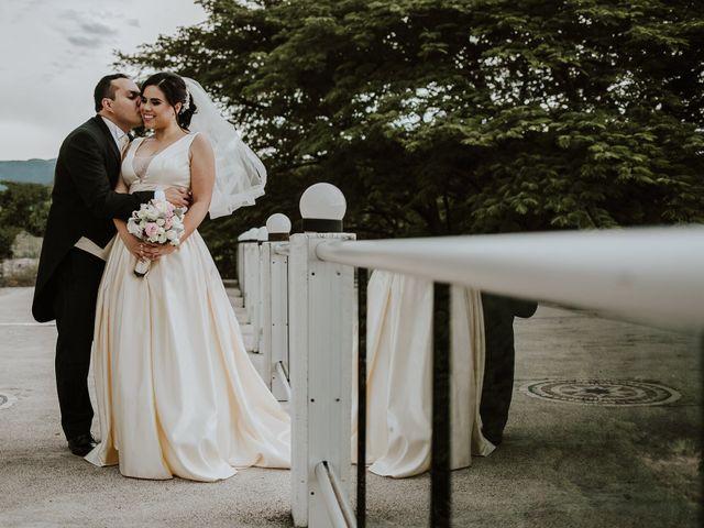 La boda de Fanny y Omar