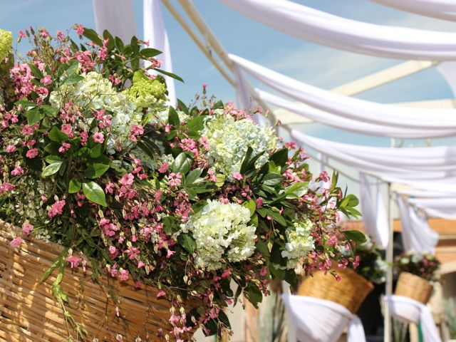 La boda de Julio y Andrea en Apan, Hidalgo 4