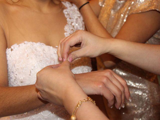 La boda de Julio y Andrea en Apan, Hidalgo 7
