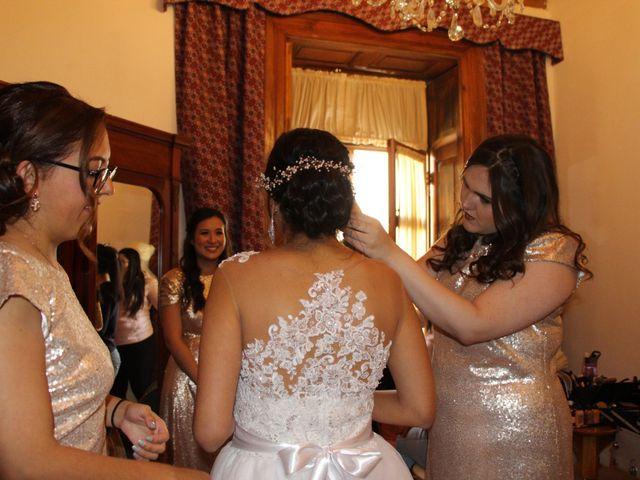 La boda de Julio y Andrea en Apan, Hidalgo 8
