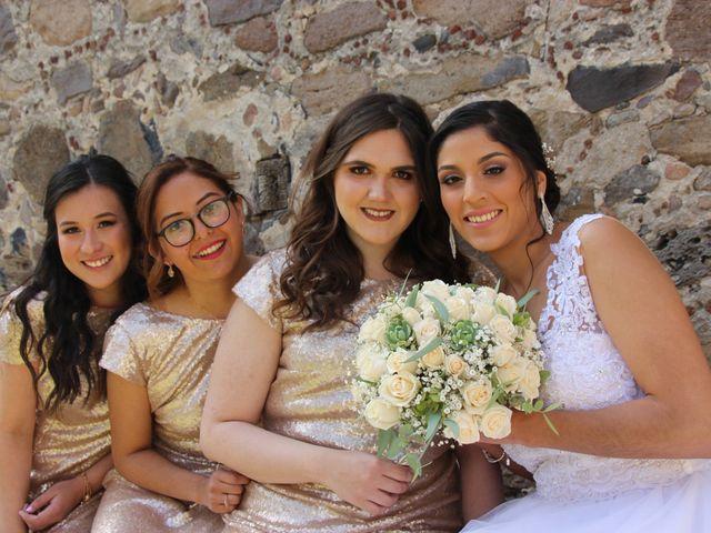 La boda de Julio y Andrea en Apan, Hidalgo 15