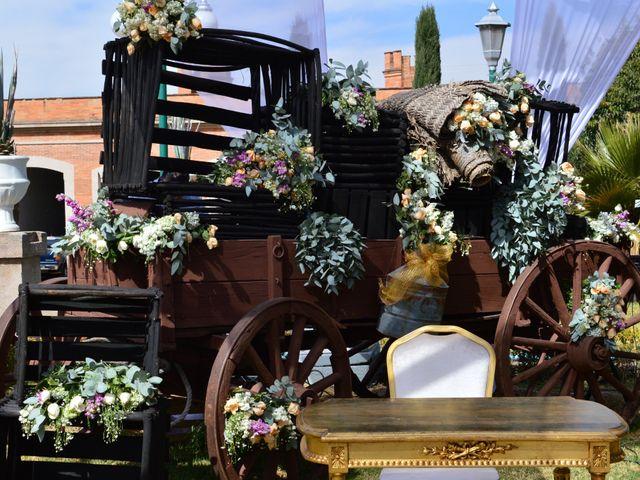 La boda de Julio y Andrea en Apan, Hidalgo 24