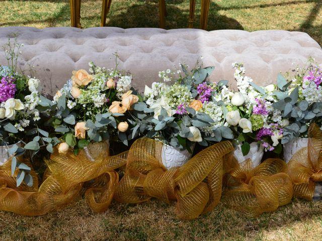 La boda de Julio y Andrea en Apan, Hidalgo 25