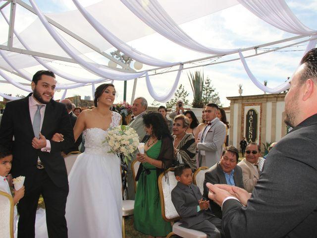 La boda de Julio y Andrea en Apan, Hidalgo 27