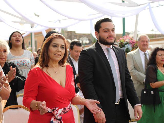 La boda de Julio y Andrea en Apan, Hidalgo 28