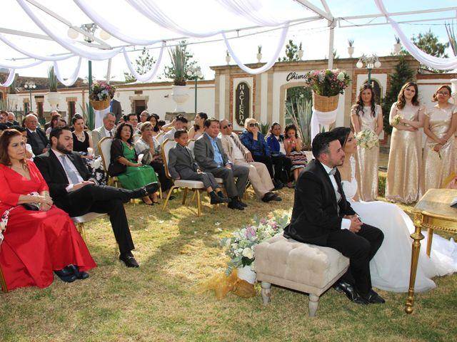 La boda de Julio y Andrea en Apan, Hidalgo 29