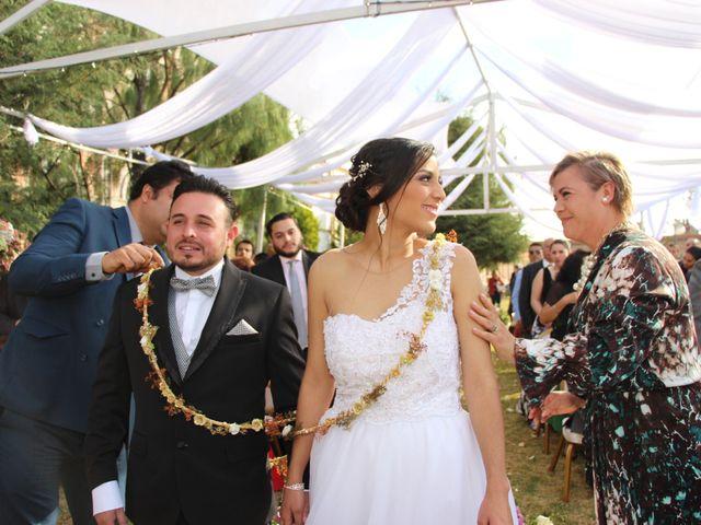 La boda de Julio y Andrea en Apan, Hidalgo 33