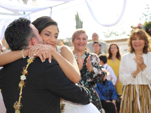 La boda de Julio y Andrea en Apan, Hidalgo 34
