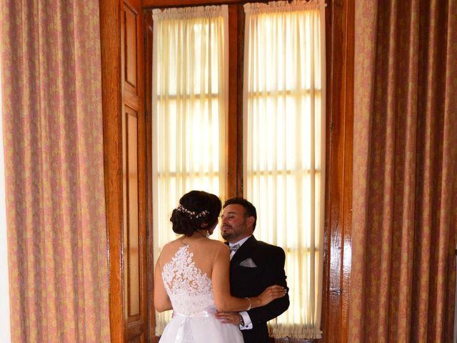 La boda de Julio y Andrea en Apan, Hidalgo 39