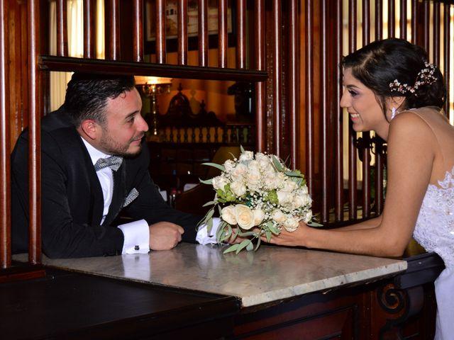 La boda de Julio y Andrea en Apan, Hidalgo 40
