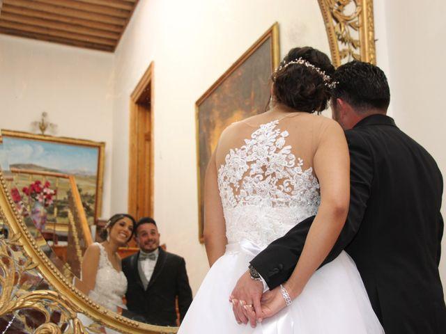 La boda de Julio y Andrea en Apan, Hidalgo 42
