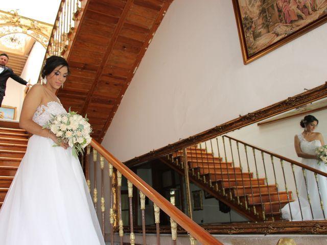 La boda de Julio y Andrea en Apan, Hidalgo 43