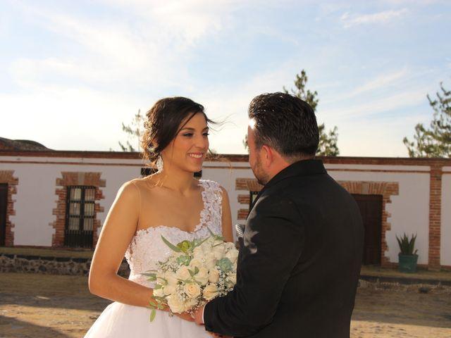 La boda de Julio y Andrea en Apan, Hidalgo 44