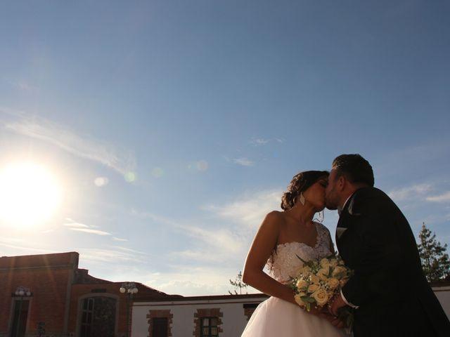 La boda de Julio y Andrea en Apan, Hidalgo 45