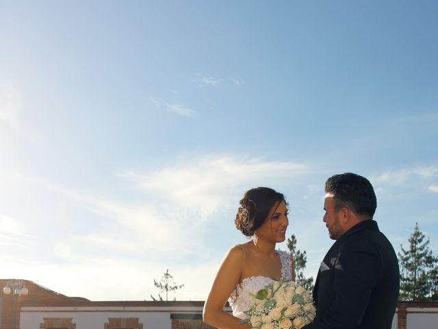 La boda de Julio y Andrea en Apan, Hidalgo 1