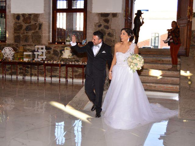 La boda de Julio y Andrea en Apan, Hidalgo 50