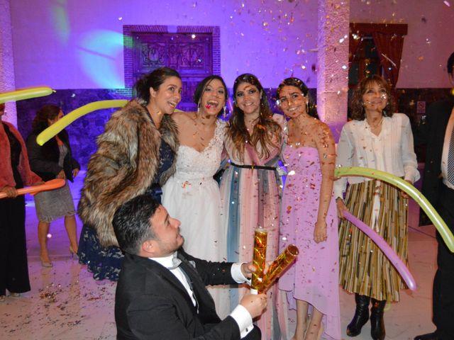 La boda de Julio y Andrea en Apan, Hidalgo 54