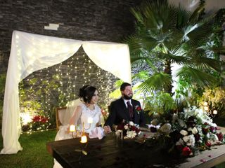 La boda de Eduardo  y Brenda  1
