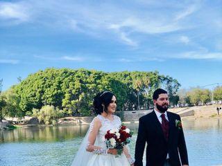 La boda de Eduardo  y Brenda