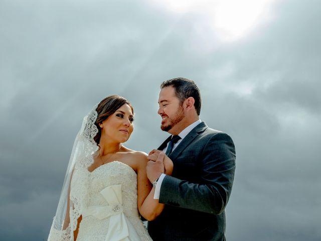 La boda de Rocío y Vecko