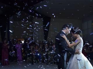 La boda de Denisse y Gerardo