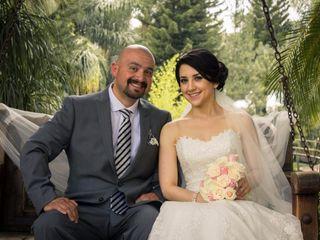 La boda de Olga y Aurelio 1