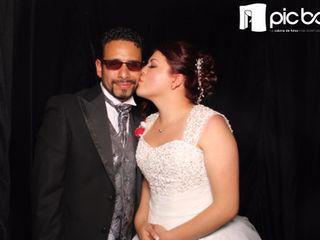 La boda de Aldo y Selen 1