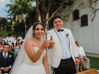 La boda de Kathie y Ricardo