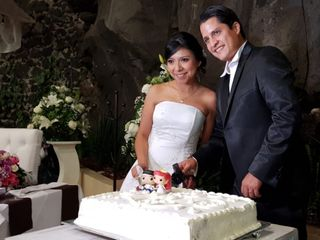 La boda de Omar y Ana